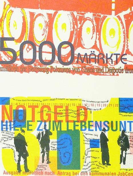 Währung: 5000 Märkte, 1 Notgeld