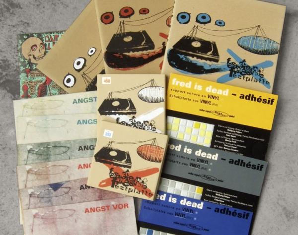 LP- bzw. CD Cover