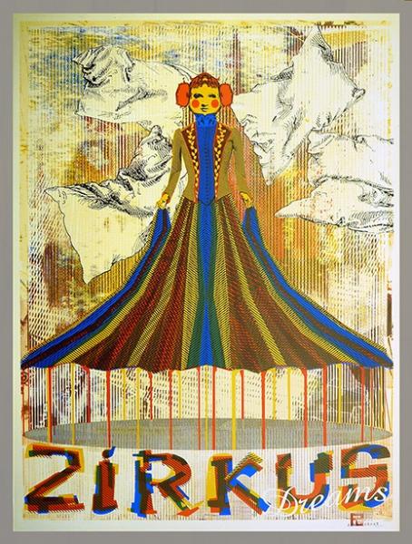 Plakat, 4-farbig