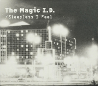 Magic I.D., CD, front