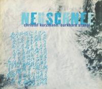 Neuschnee, CD, front